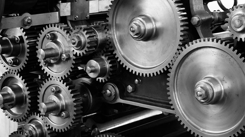 Gear And Machine 4