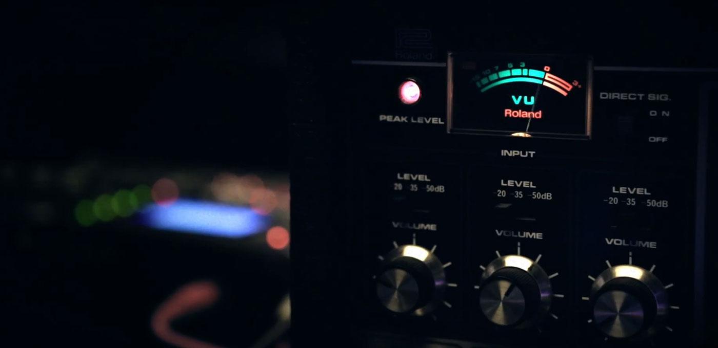 K440se Audio Meter