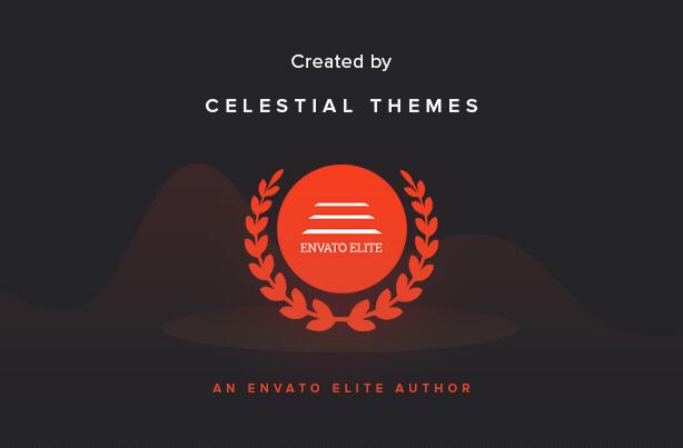 Celestial Themes Envato Elite